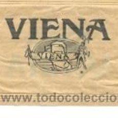 Sobres de azúcar de colección: 25-701. VIENA. Lote 6219459