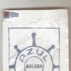 Sobres de azúcar de colección: CAFE BAR AZUL. Lote 8164283