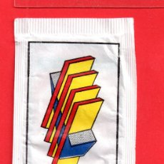 Sobres de azúcar de colección: UN SOBRE DE AZUCAR DE GRUP SERHS HOSTELERIA. Lote 28406344