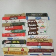 Bustine di zucchero di collezione: 30 SOBRES DE AZUCAR LARGOS. Lote 29887326