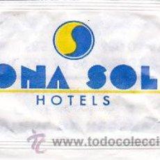 Sobres de azúcar de colección: SOBRE DE AZÚCAR DE ONA SOL HOTELES, C. INAMAR A.B. 8 GR.. Lote 32199767