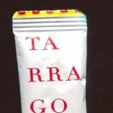 Sobres de azúcar de colección: SOBRE DE AZUCAR - AZUCARILLO - TARRAGONA - CON AZUCAR. Lote 33062562
