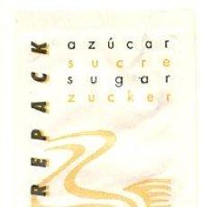 Sobres de azúcar de colección: 25-1048. SOBRE DE AZUCAR. SUCREPACK. Lote 37448031