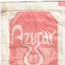 Sobres de azúcar de colección: SOBRE DE AZUCAR KARSAN - SANCHEZ-AINZON - AÑOS 80. Lote 38296126