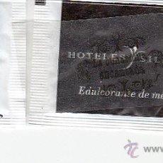 Sobres de azúcar de colección: SOBRE DE EDULCORANTE - VACÍO - HOTELES SILKEN - RSI 31.01331/A - 1 GR.. Lote 46957595