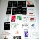 Sobres de azúcar de colección: 30 SOBRES DE AZUCAR (COMERCIALES). Lote 40954271