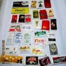 Sobres de azúcar de colección: 30 SOBRES DE AZUCAR (COMERCIALES). Lote 40954488