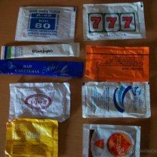 Sobres de azúcar de colección: 20 SOBRES DE AZUCAR. Lote 48897875