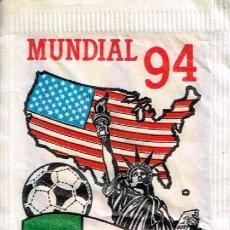 Bustine di zucchero di collezione: SOBRE DE AZUCAR SERIE MUNDIAL 94; NIGERIA. - BRASILIA 10GR.. Lote 48922732