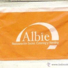Pacotes de Açúcar de coleção: SOBRE DE AZÚCAR VACÍO - ALBIE. Lote 50139185