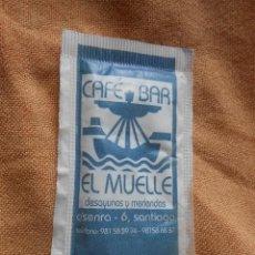 Sobres de azúcar de colección: SOBRE DE AZÚCAR CON SU CONTENIDO. Lote 57908616