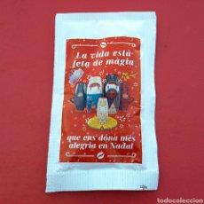 Sobres de azúcar de colección: SOBRE AZÚCAR LLENO - DELTA CAFÉS. Lote 68126626