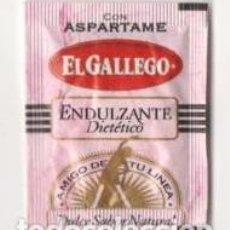 Bustine di zucchero di collezione: INTERESANTE SOBRE DE SACARINA ENDULZANTE LLENO SIN USAR . Lote 78092949