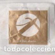 Bustine di zucchero di collezione: INTERESANTE SOBRE DE SACARINA ENDULZANTE LLENO SIN USAR . Lote 78092981