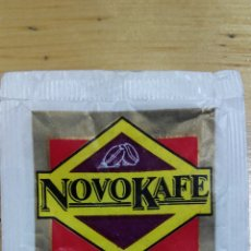 Sobres de azúcar de colección: SOBRE DE AZÚCAR DE NOVOKAFE, 8 GR.. Lote 82705324