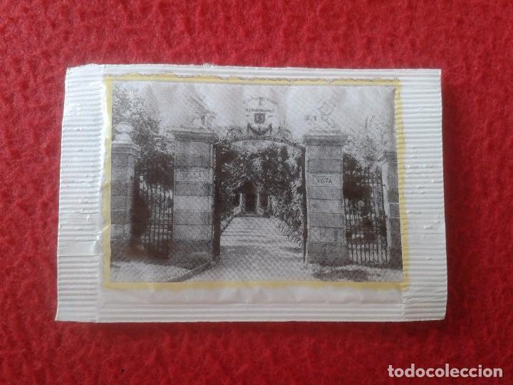 SOBRE DE AZÚCAR PACKET OF SUGAR VACÍO HOSPITAL DE SANTA CLOTILDE SANTANDER CANTABRIA 75 ANIVERSARIO (Coleccionismos - Sobres de Azúcar)
