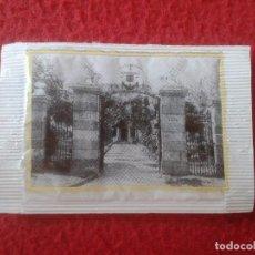 Sobres de azúcar de colección: SOBRE DE AZÚCAR PACKET OF SUGAR VACÍO HOSPITAL DE SANTA CLOTILDE SANTANDER CANTABRIA 75 ANIVERSARIO . Lote 88879924