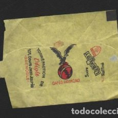 Sobres de azúcar de colección: SOBRE PAPEL AZUCARILLO FRANCES AÑOS 70. Lote 95488315
