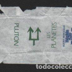 Sobres de azúcar de colección: SOBRE PAPEL AZUCARILLO FRANCES AÑOS 70. Lote 95496511