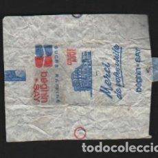 Sobres de azúcar de colección: SOBRE PAPEL AZUCARILLO FRANCES AÑOS 70. Lote 95496567