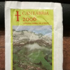 Sobres de azúcar de colección: SOBRE DE AZÚCAR SERIE CANTABRIA 2006 - 12/16 PICOS DE EUROPA. DROMEDARIO, 8 GR. . Lote 95729860