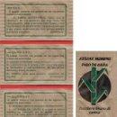 Sobres de azúcar de colección: SERIE SOBRES DE AZÚCAR. AZÚCAR MORENO. ( MODELO 5). 2017. 4/4. Lote 99657039