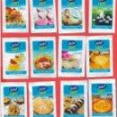 Sobres de azúcar de colección: SERIE SOBRES DE AZÚCAR. ESPAÑA. SIDUL LIGT. 12/12. Lote 99657527