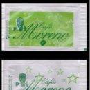 Sobres de azúcar de colección: 0768 SERIE SOBRES DE AZÚCAR: NAVIDAD 2010. CAFÉS MORENO. EST. : LA CIAL DEL SUCRE 4/4. Lote 105688339
