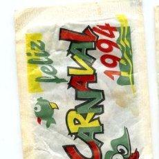 Sobres de azúcar de colección: SOBRE DE AZUCAR SUGAR PACKET - CAFES CAFESA TENERIFE - 10 GR.. Lote 105944163