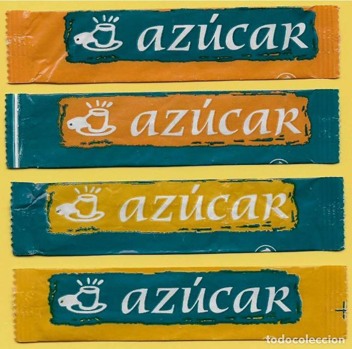 0094 SERIE SOBRES DE AZÚCAR: AZÚCAR. EST. : HERMINIO MENDAÑA 4/4 (Coleccionismos - Sobres de Azúcar)