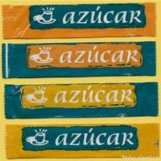 Sobres de azúcar de colección: 0094 SERIE SOBRES DE AZÚCAR: AZÚCAR. EST. : HERMINIO MENDAÑA 4/4. Lote 109165299