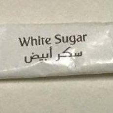 Sobres de azúcar de colección: SOBRE DE AZUCAR, AEROLINEAS EMIRATES // DISPONIBLE:5. Lote 155496210