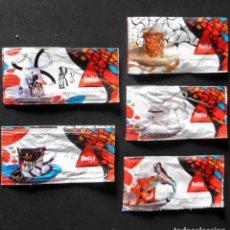 Sobres de azúcar de colección: SOBRES DE AZÚCAR - SERIE DELTA 5/5 AÑO 2006 - (VER FOTOS ADICIONALES). Lote 116958831