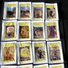 Sobres de azúcar de colección: SOBRES DE AZÚCAR - SERIE CANTABRIA 2006 16/16 DROMEDARIO - (VER FOTOS ADICIONALES). Lote 116960327