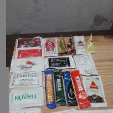 Sobres de azúcar de colección: LOTE 20 SOBRES DE AZUCAR . Lote 117068899