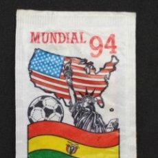 Bustine di zucchero di collezione: SOBRE DE AZÚCAR SERIE MUNDIAL 94 - BOLIVIA. BRASILIA, 10 GR.. Lote 119179679