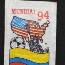 Bustine di zucchero di collezione: SOBRE DE AZÚCAR SERIE MUNDIAL 94 - COLOMBIA. BRASILIA, 10 GR.. Lote 119180128