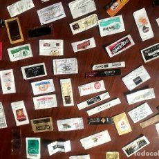 Sobres de azúcar de colección: LOTE DE 57 SOBRES DE AZUCAR DIFERENTES. Lote 124257699