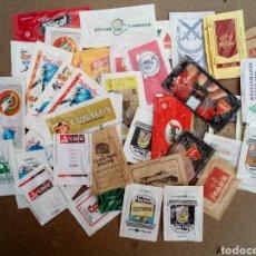 Sobres de azúcar de colección: SOBRES DE AZÚCAR SURTIDOS. Lote 130171800