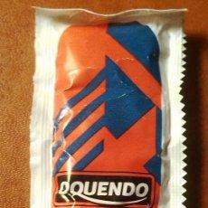 Sobres de azúcar de colección: SOBRE DE AZUCAR CAFES OQUENDO-LLENO. Lote 137753654