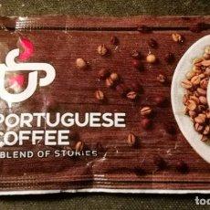 Sobres de azúcar de colección: SOBRE DE AZUCAR CAFES TOFA-PORTUGAL (LLENO). Lote 147165874