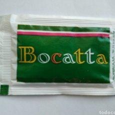 Sobres de azúcar de colección: SOBRE DE AZÚCAR DE BOCATTA. PROMERCA, 7 GR.. Lote 151184845