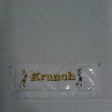 Sobres de azúcar de colección: SOBRE AZÚCAR KRUNCH.. Lote 155515486