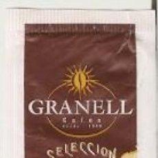 Sobres de azúcar de colección: SOBRE AZUCAR. CAFÉS GRANELL. REF. 25-1369. Lote 156002266