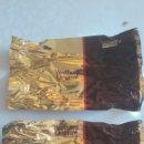 Sobres de azúcar de colección: WERTHER.S ORIGINAL AVELLANAS ALMENDRAS EMBOLTORIOS. Lote 160654906