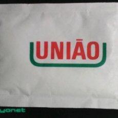 Sobres de azúcar de colección: SOBRE DE AZÚCAR DE UNIÁO, PORTUGAL, 6 GR.. Lote 165587908