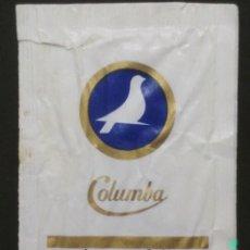 Sachets de sucre de collection: SOBRE DE AZÚCAR COLUMBA. E.N. 13, 10 GR.. Lote 173382600