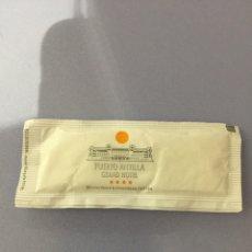 Sobres de azúcar de colección: SOBRE DE AZÚCAR HOTEL PUERTO ANTILLA. Lote 175791738