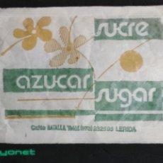 Sobres de azúcar de colección: SOBRE DE AZÚCAR GENÉRICO. CAFÉS BATALLA.. Lote 179943075