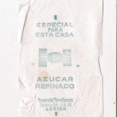 Sobres de azúcar de colección: ANTIGUO SOBRE AZÚCAR - TERRON - CAFES PALADIN ( LLEIDA ). Lote 182256923